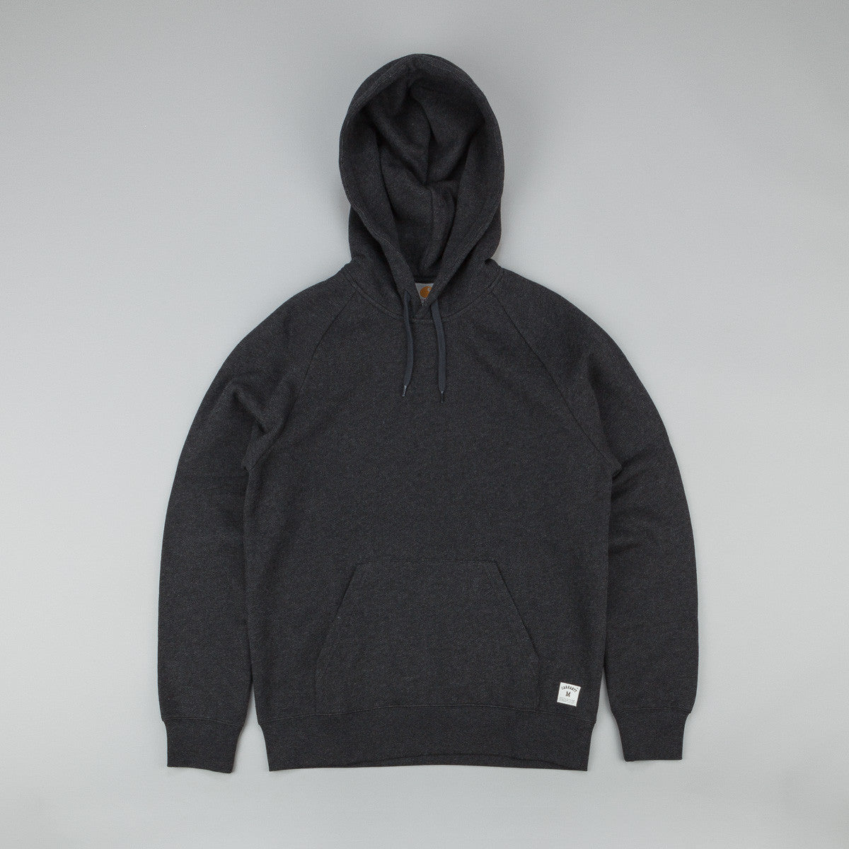 Carhartt Hooded Holbrook Sweatshirt - Black Heather