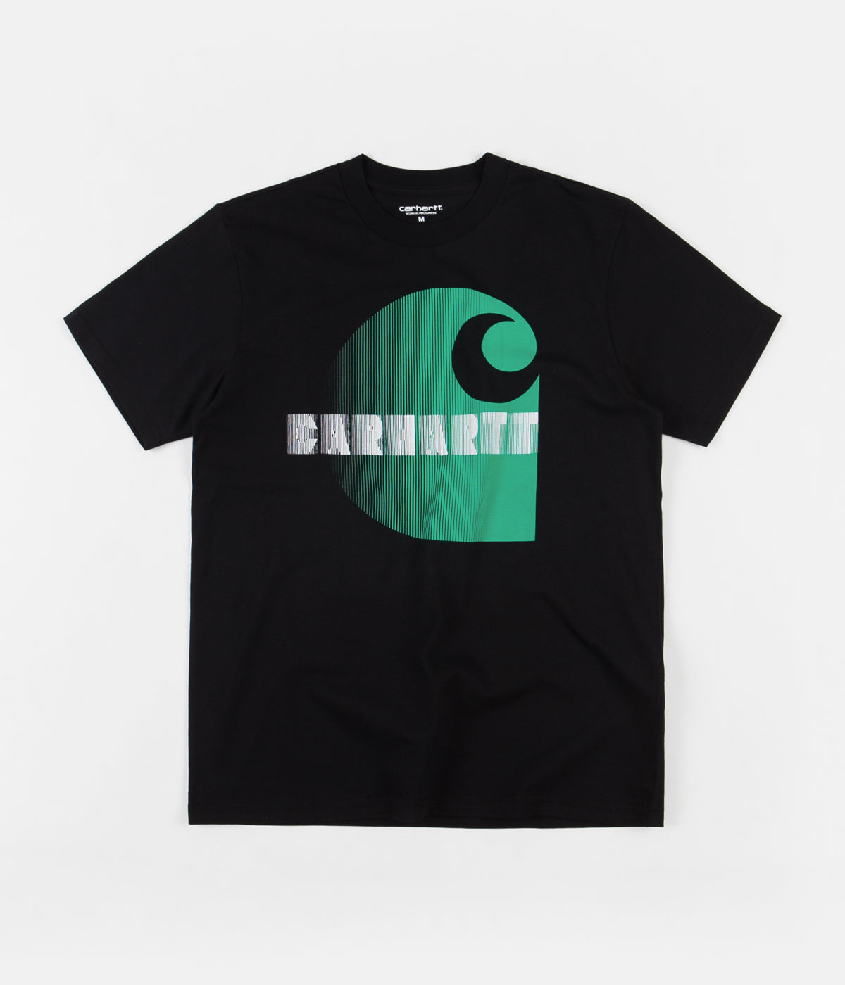 Carhartt Illusion T-Shirt - Black