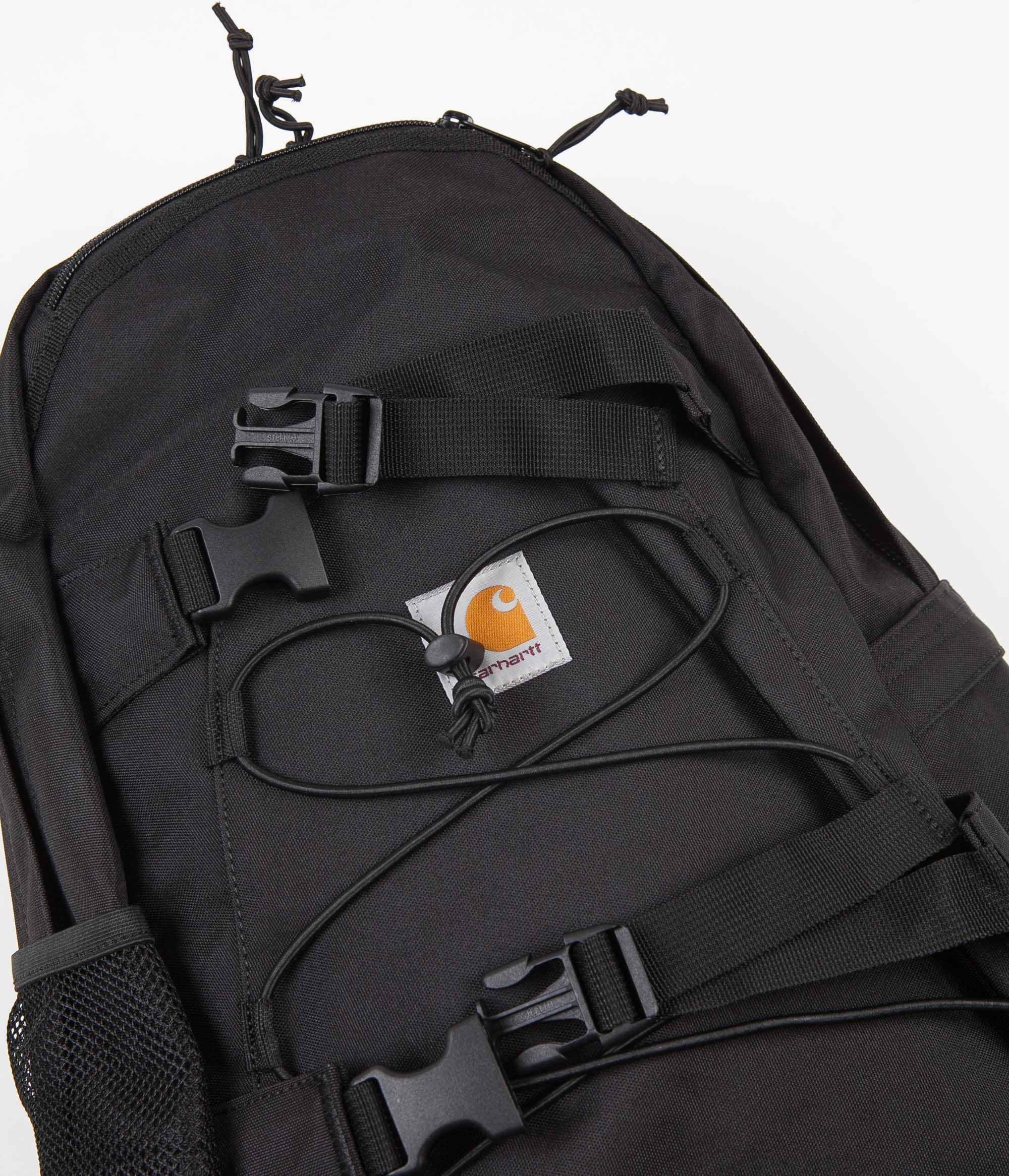 Carhartt Kickflip Backpack - Black