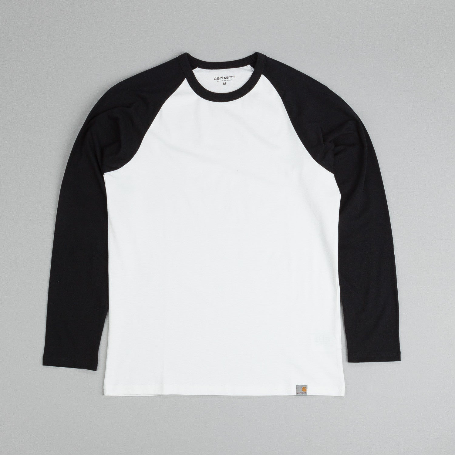 Carhartt Long Sleeve Dodgers T Shirt White / Black