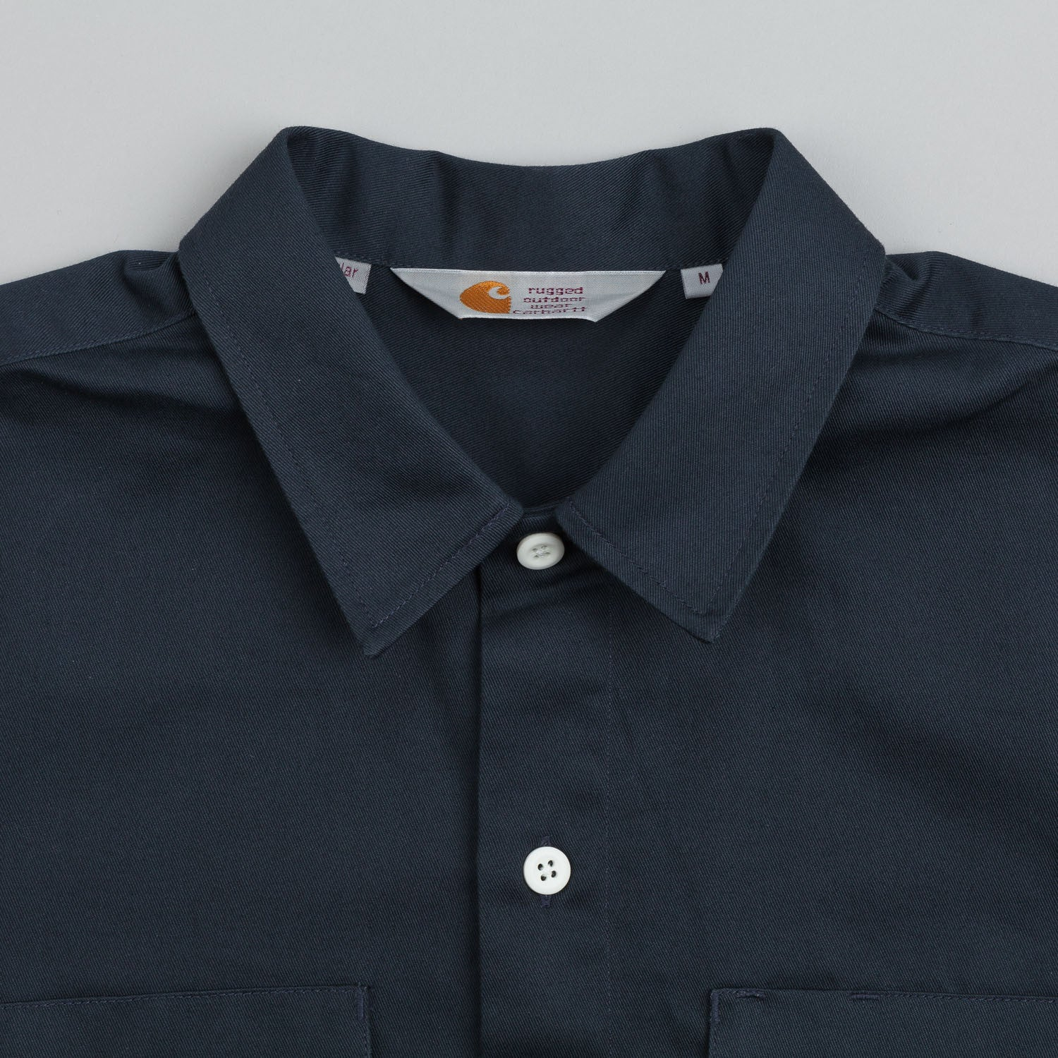 Carhartt Long Sleeve Master Shirt Marlin Rigid