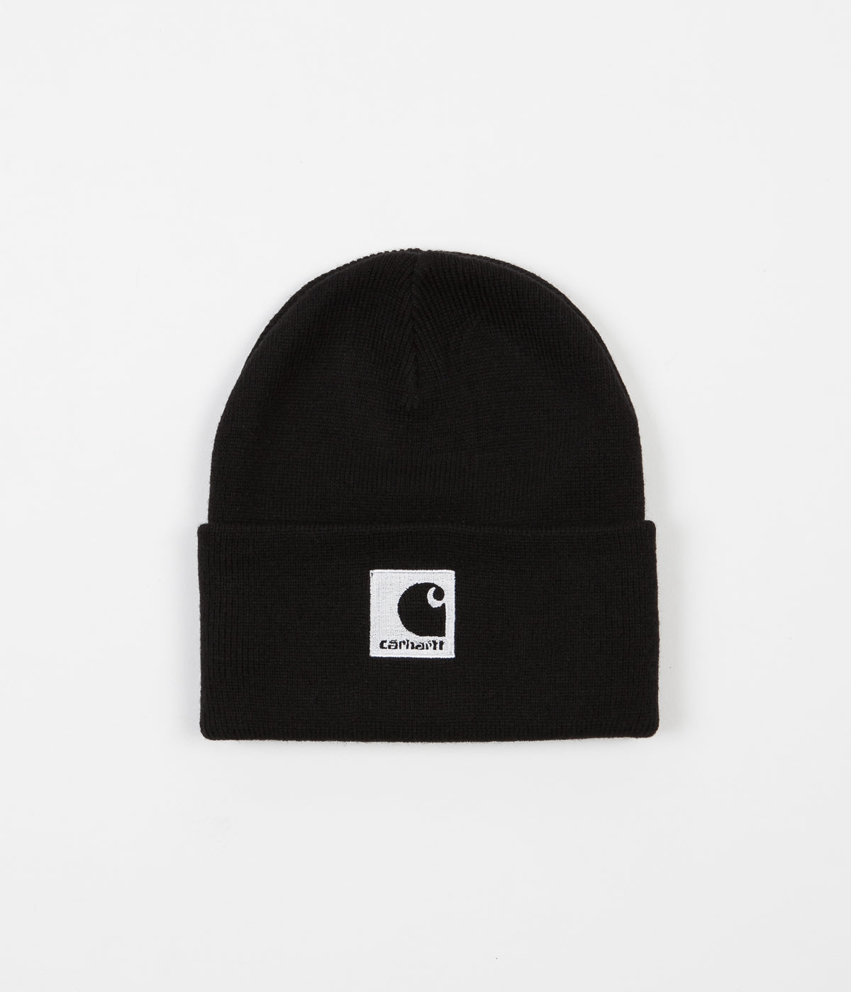 Carhartt Lewiston Beanie  - Black / Wax