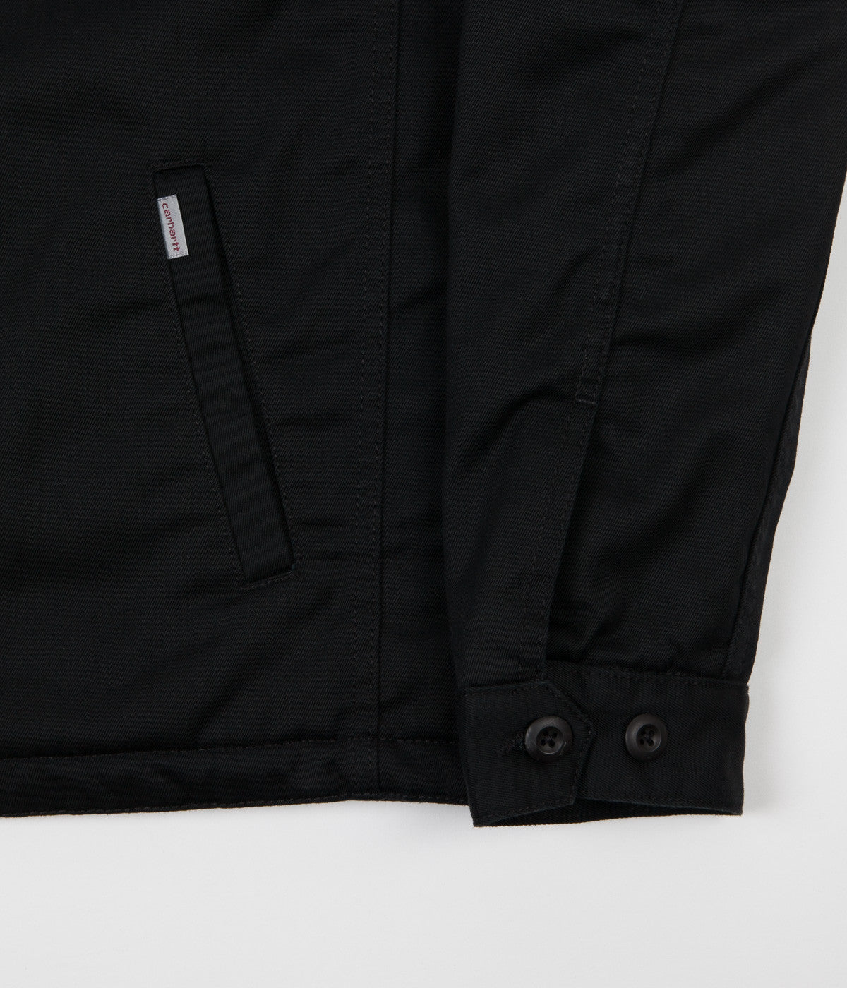Carhartt Lined Modular Jacket - Black