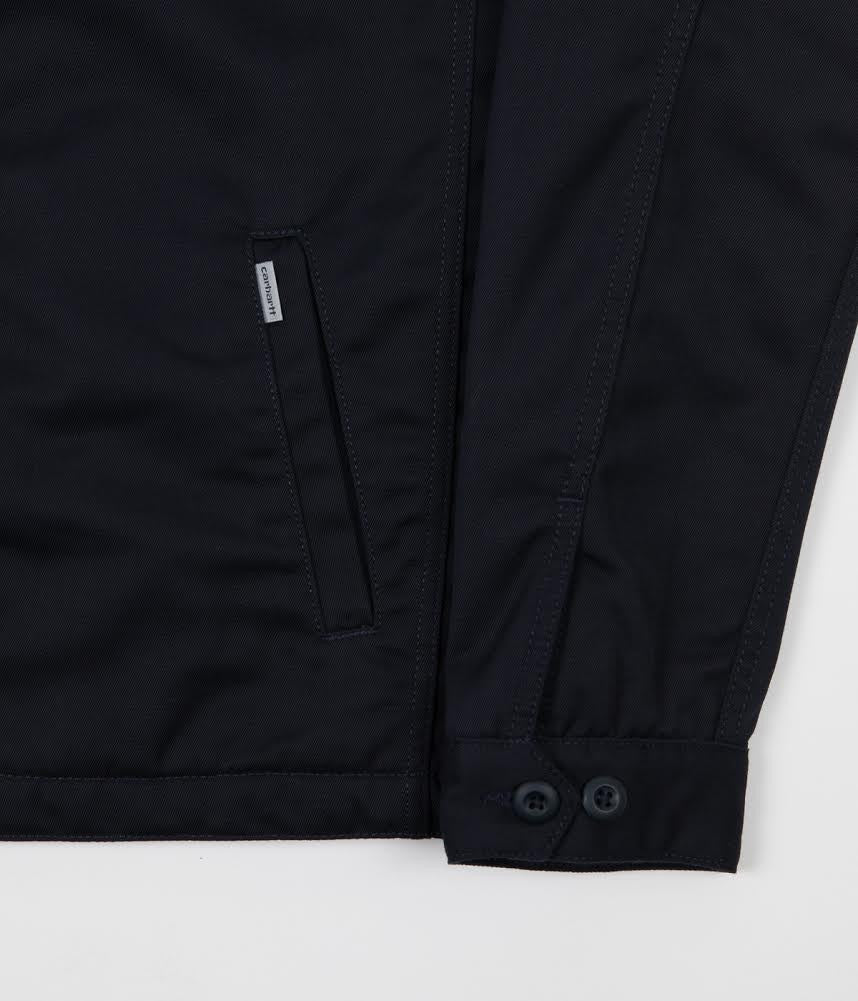 Carhartt Lined Modular Jacket - Dark Navy