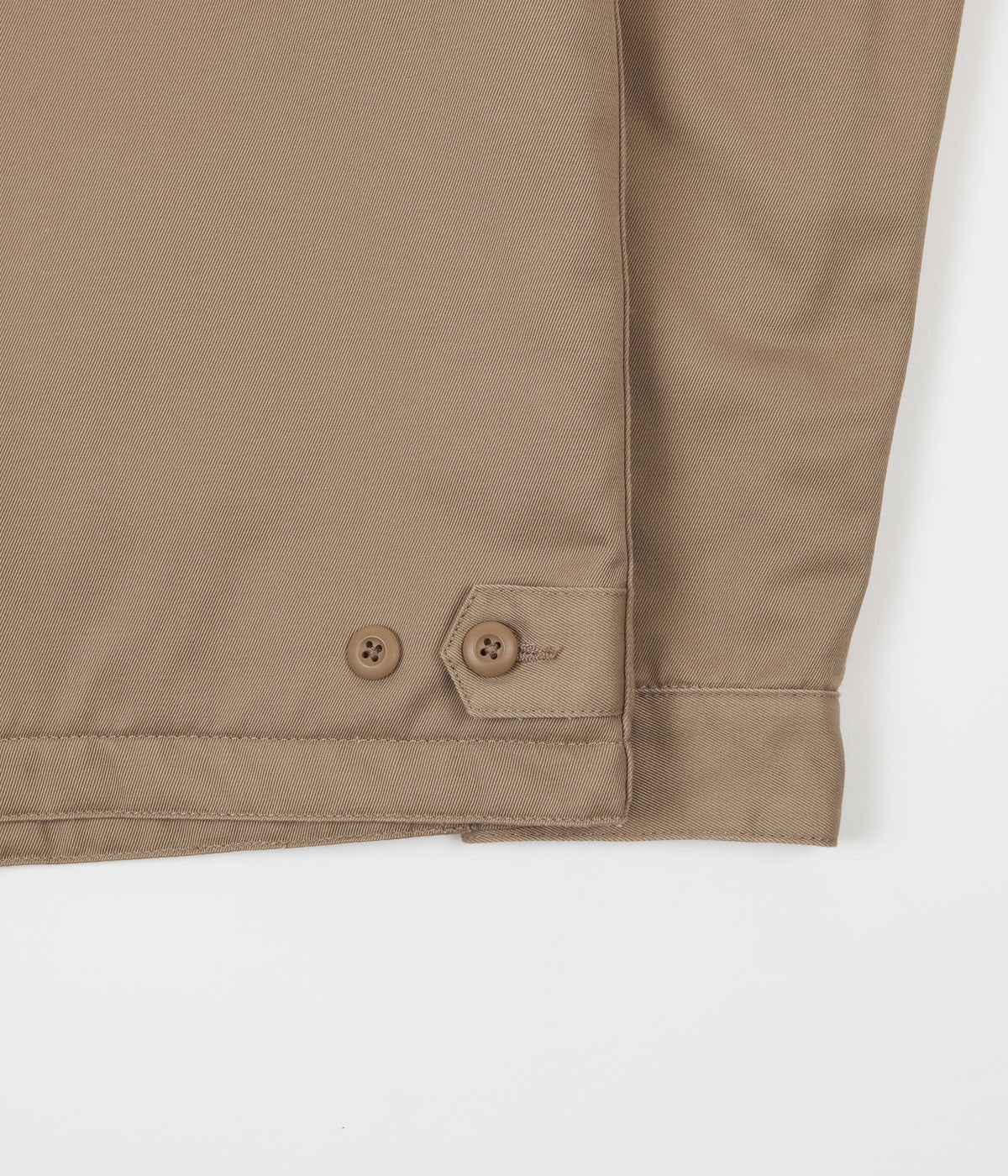 Carhartt Lined Modular Jacket - Leather
