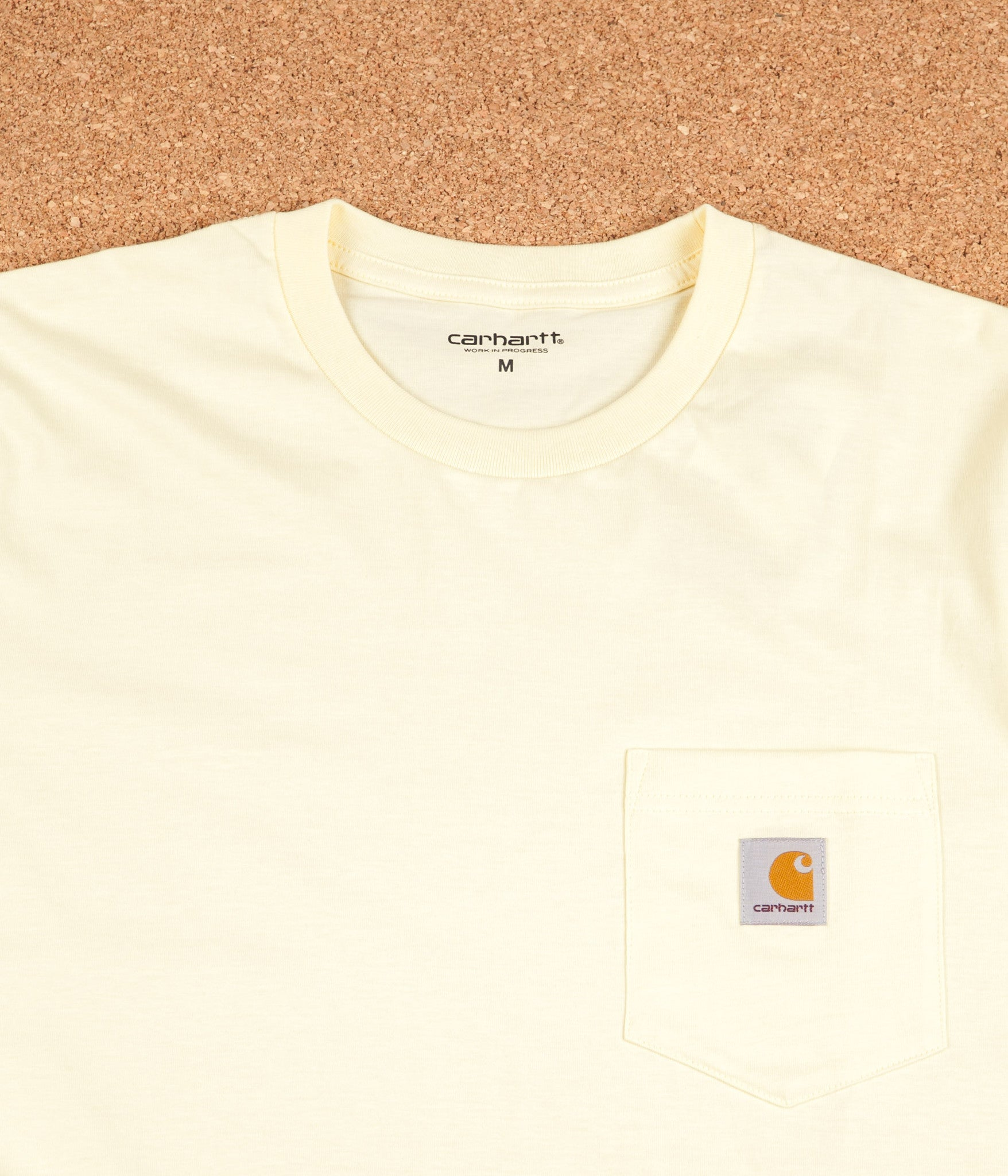 Carhartt Long Sleeve Pocket T-Shirt - Lion