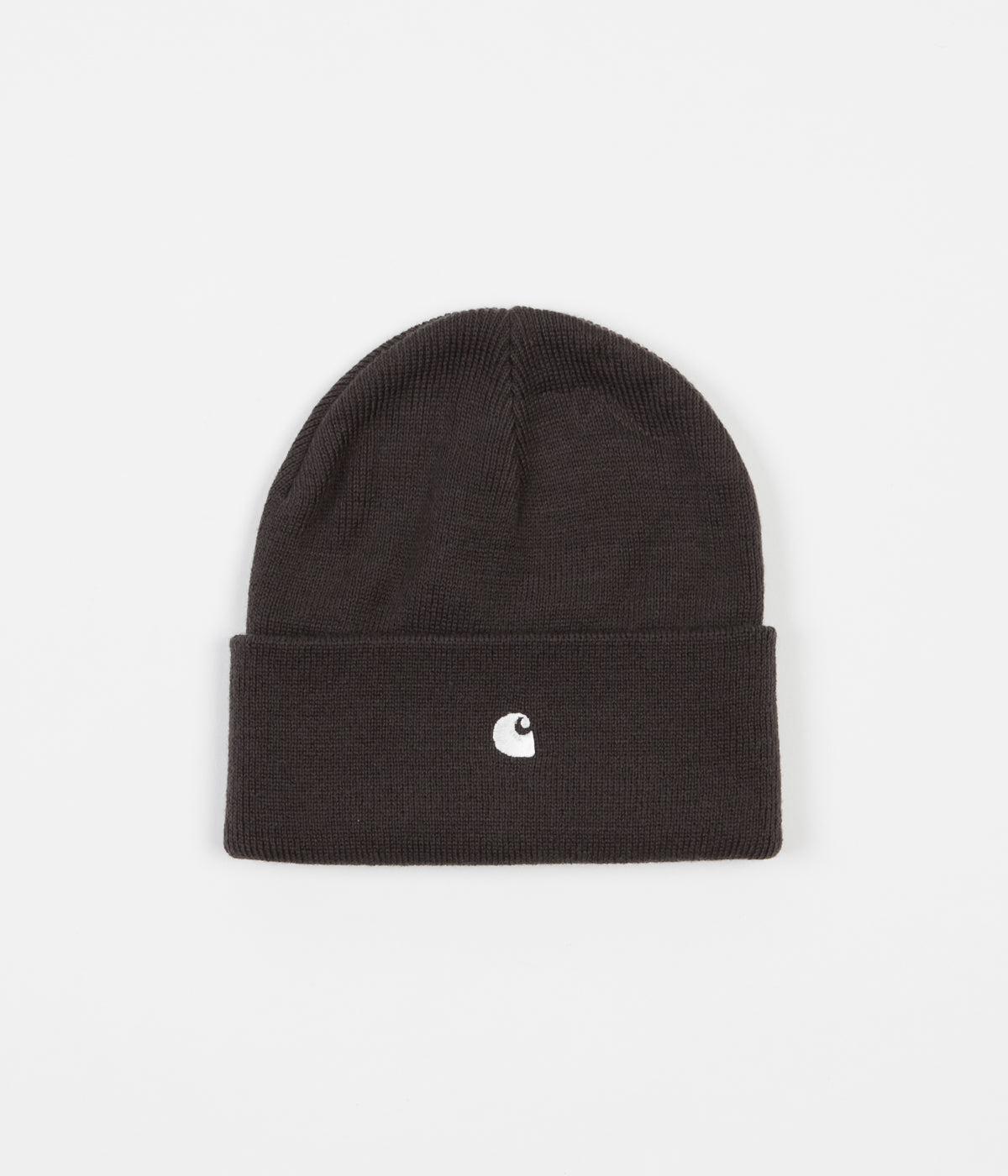 Carhartt Madison Beanie - Asphalt / Wax