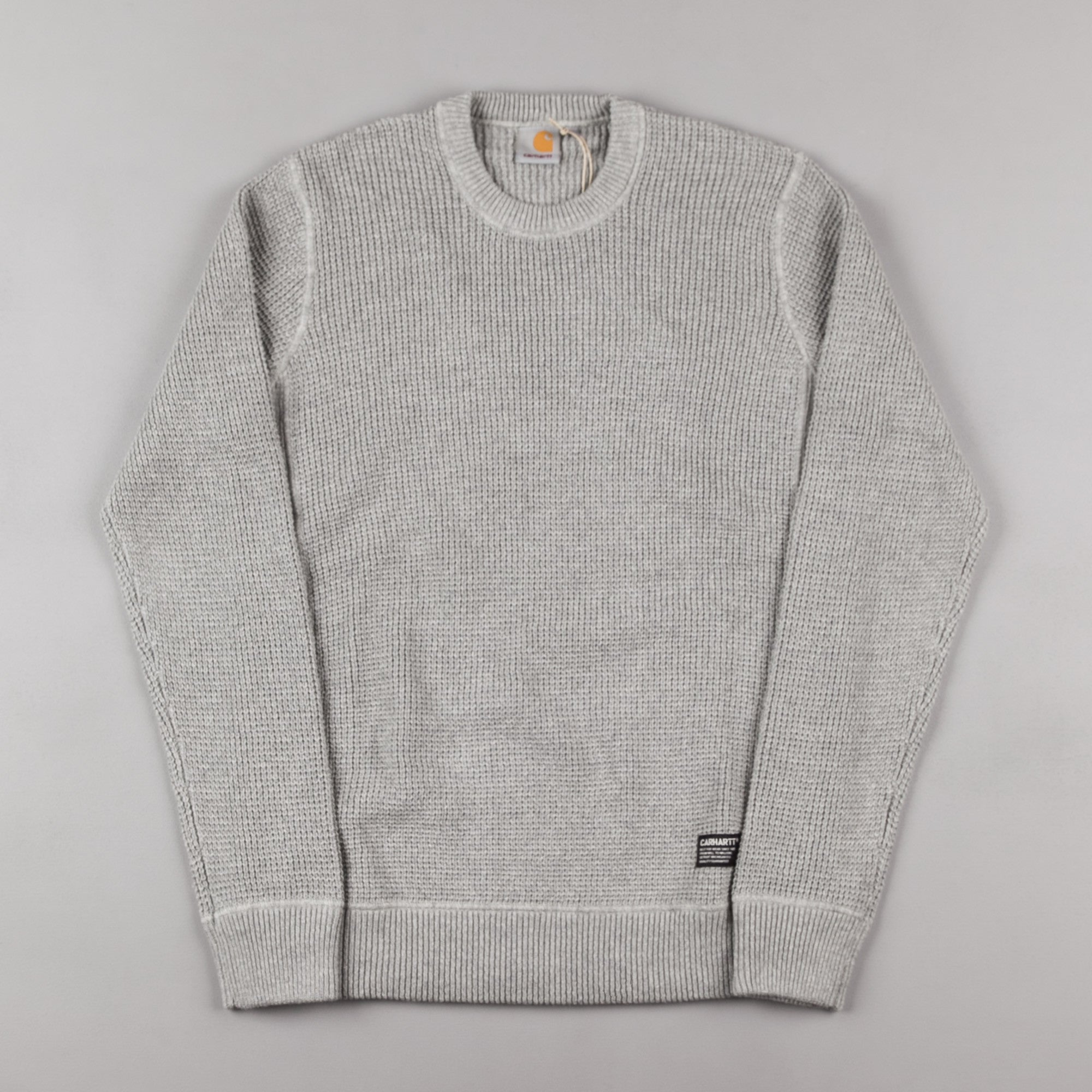 Carhartt Mason Sweatshirt - Grey Heather