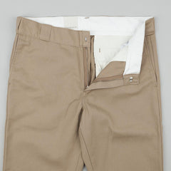 Carhartt Master Pant II Trousers- Leather (Rinsed)