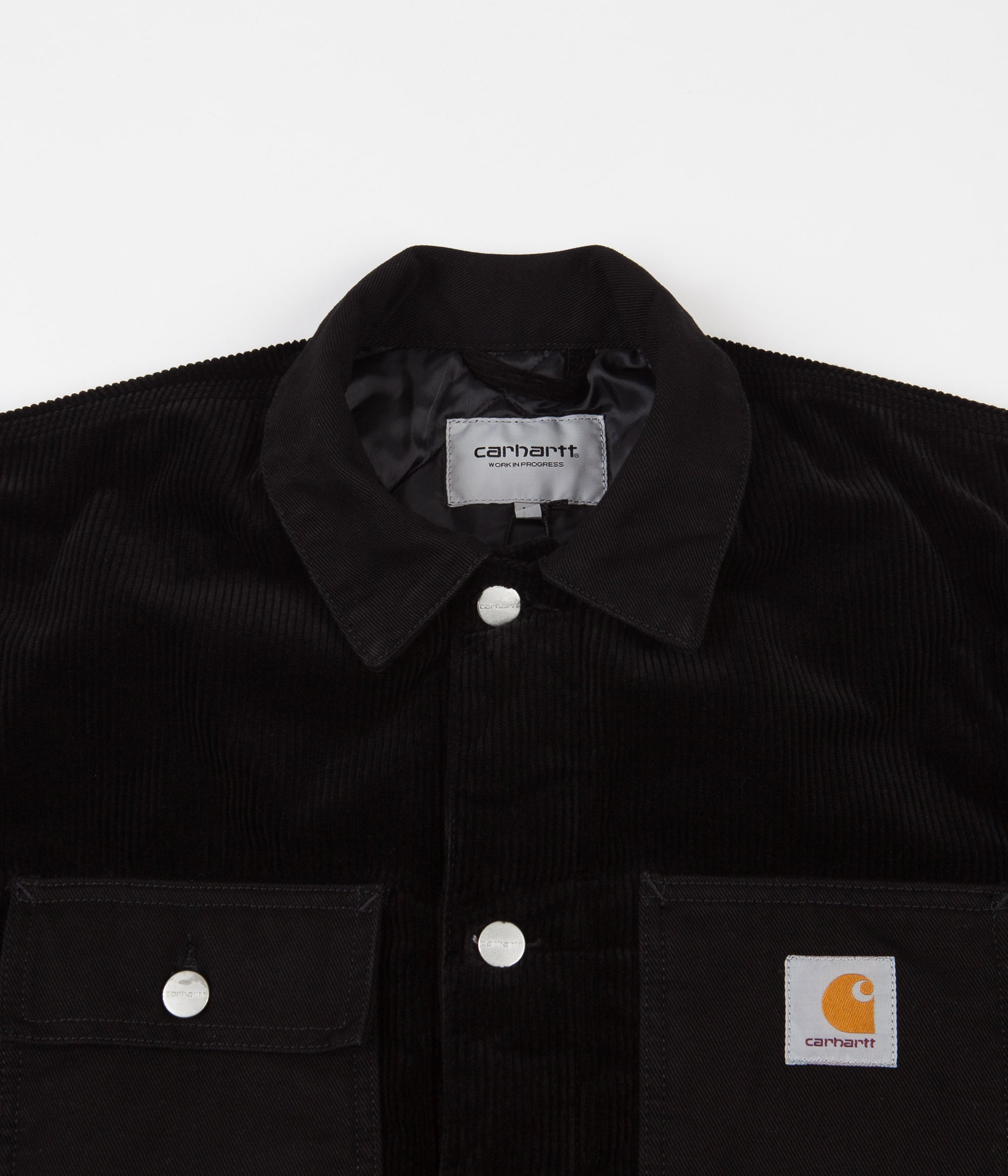 Carhartt Michigan Chore Coat - Black