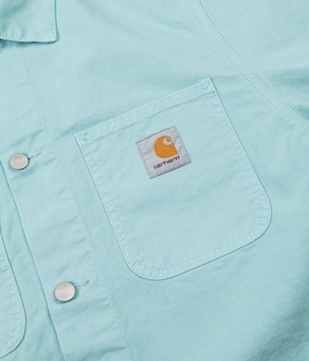 Carhartt Michigan Chore Coat - Soft Aloe