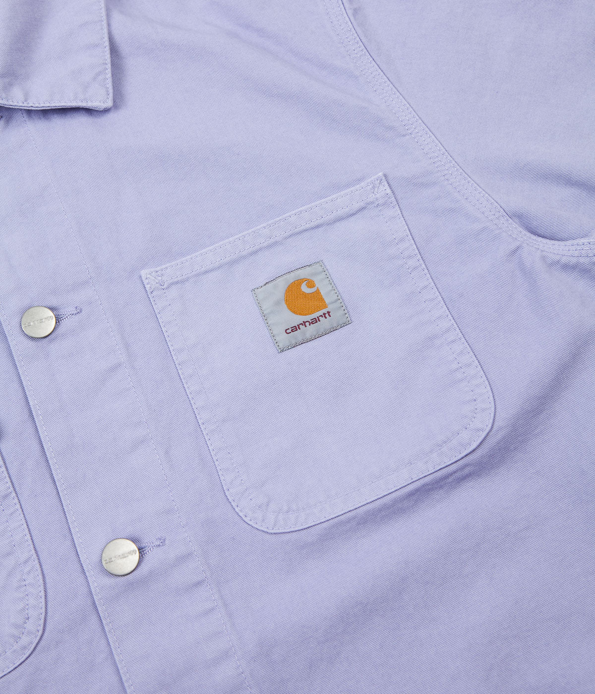 Carhartt Michigan Chore Coat - Soft Lavender