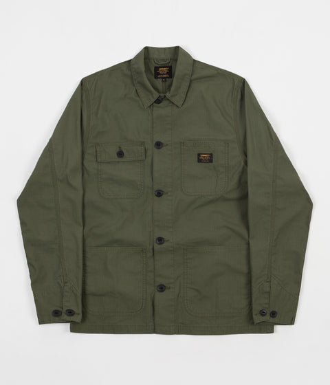 Carhartt Michigan Shirt Jacket - Rover Green