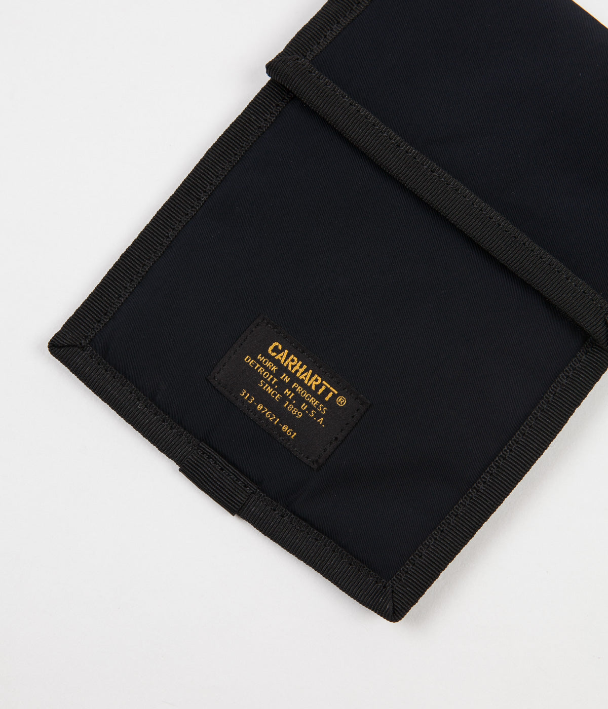 Carhartt Military Neck Pouch - Dark Navy