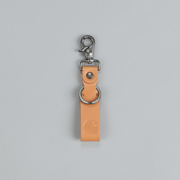 Carhartt Mitchell Leather Keyholder Natural