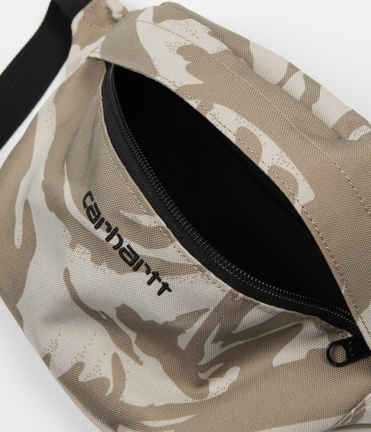 Carhartt Payton Hip Bag - Sandshell / Black