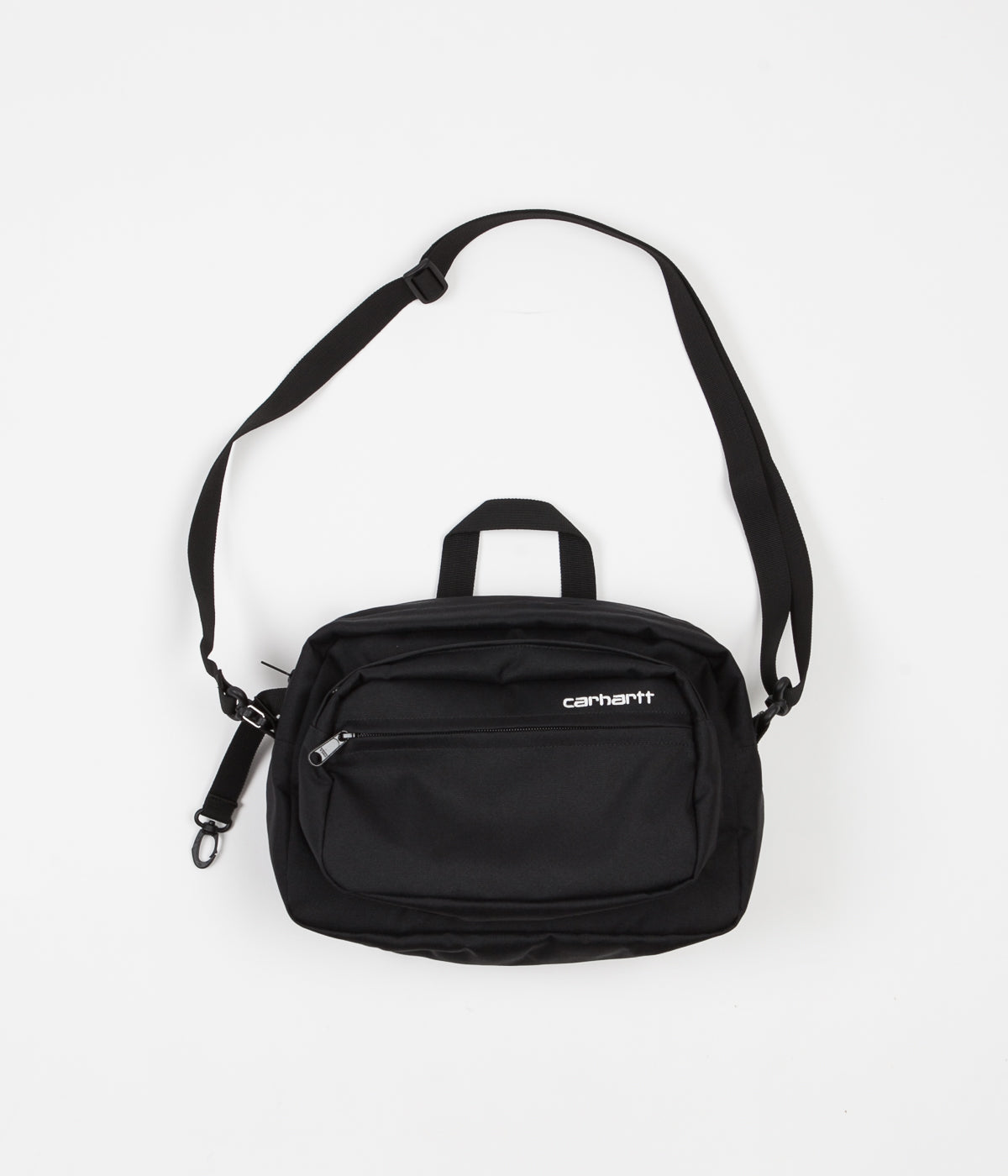 Carhartt Payton Shoulder Bag - Black / White
