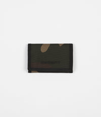 Carhartt Payton Wallet  - Camo Laurel / Black