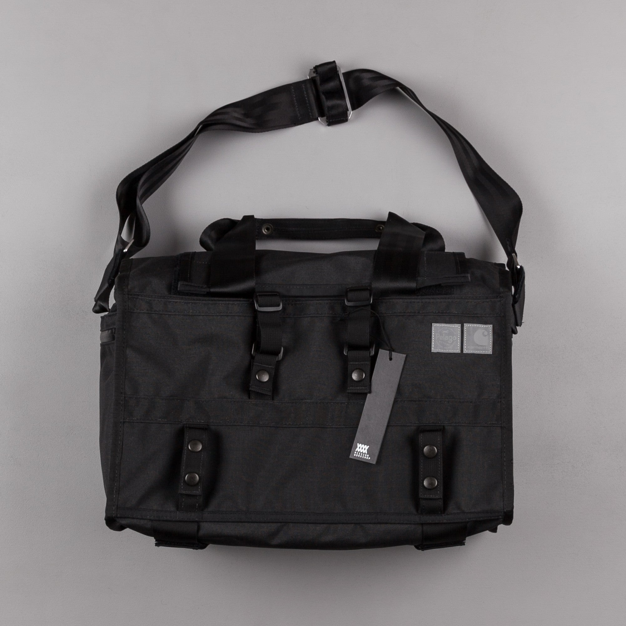 Carhartt x Pelago x Mission Workshop Bag - Black