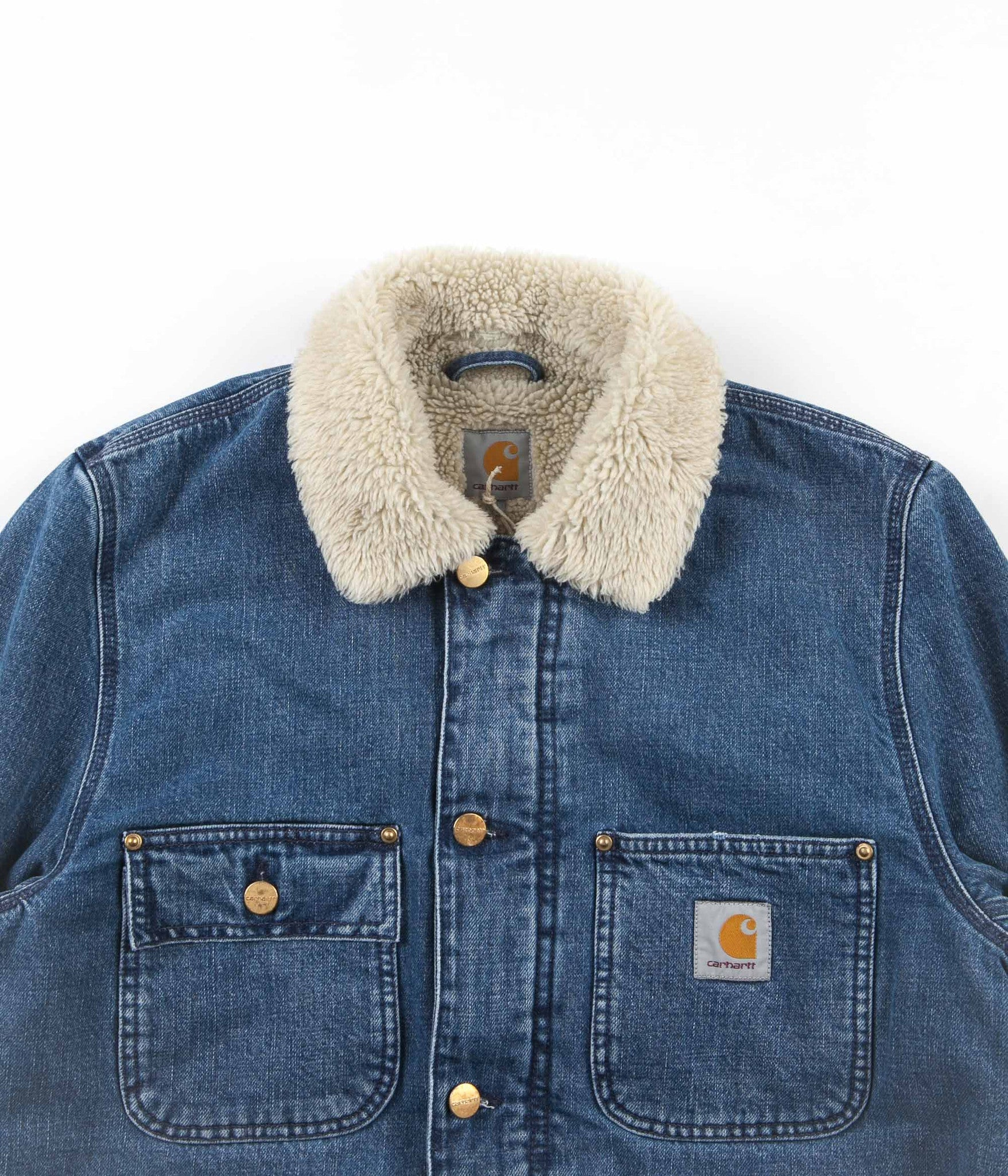 Carhartt Fairmount Jacket - Blue