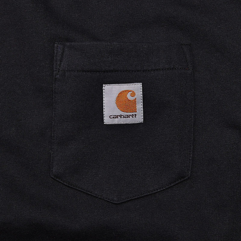Carhartt Pocket Sweatshirt Black