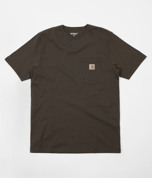Carhartt Pocket T-Shirt - Cypress