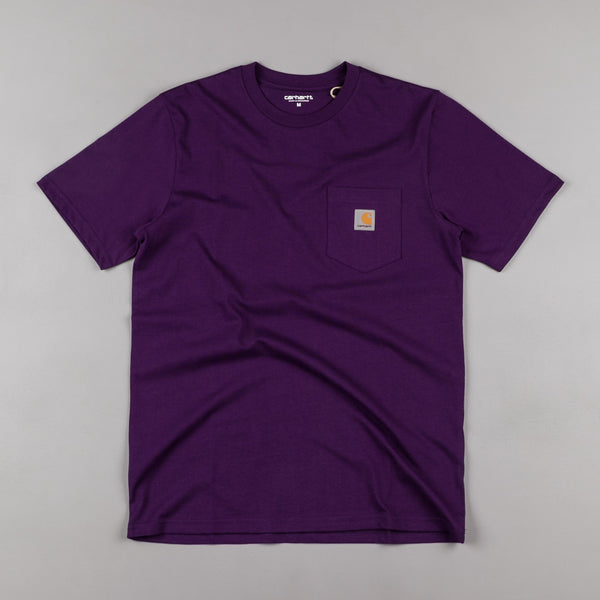 Carhartt Pocket T-Shirt - Emperor