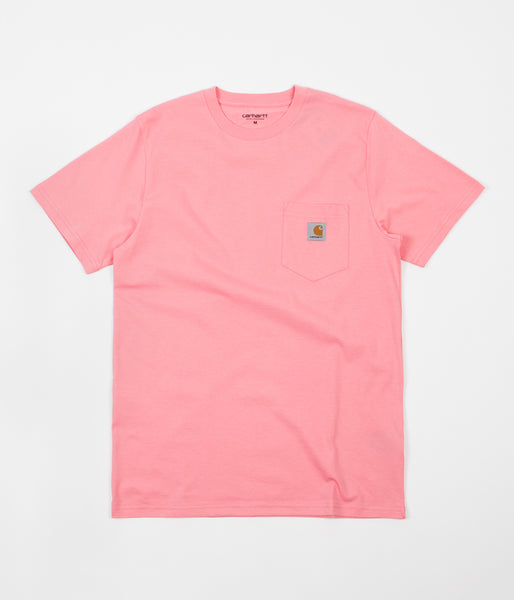 Carhartt Pocket T-Shirt - Guava