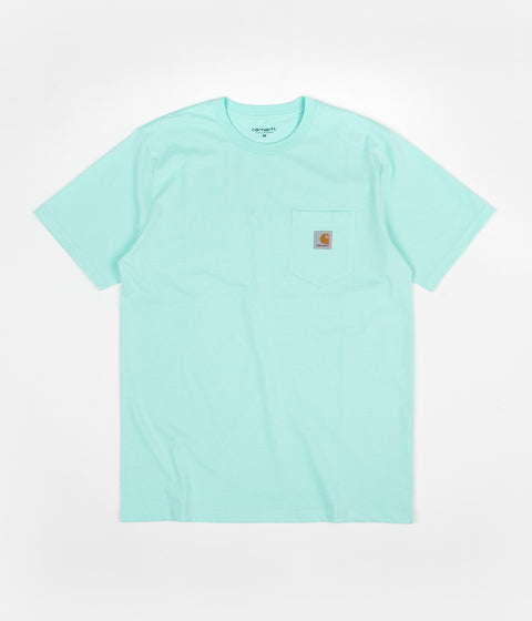 Carhartt Pocket T-Shirt - Light Yucca