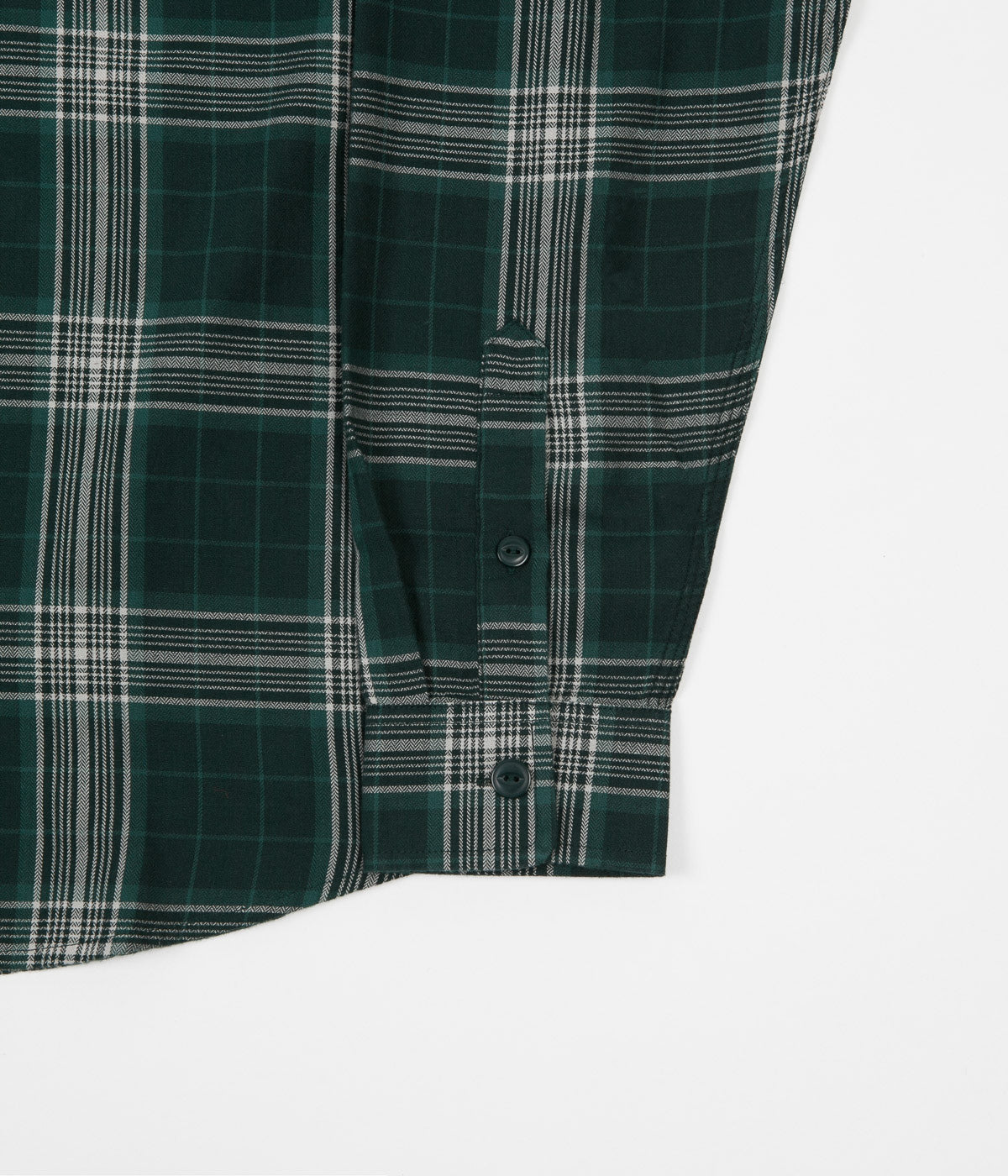 Carhartt Portland Long Sleeve Shirt - Portland Check / Parsley