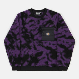 Camo Blur / Purple