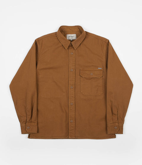 Carhartt Reno Shirt - Hamilton Brown