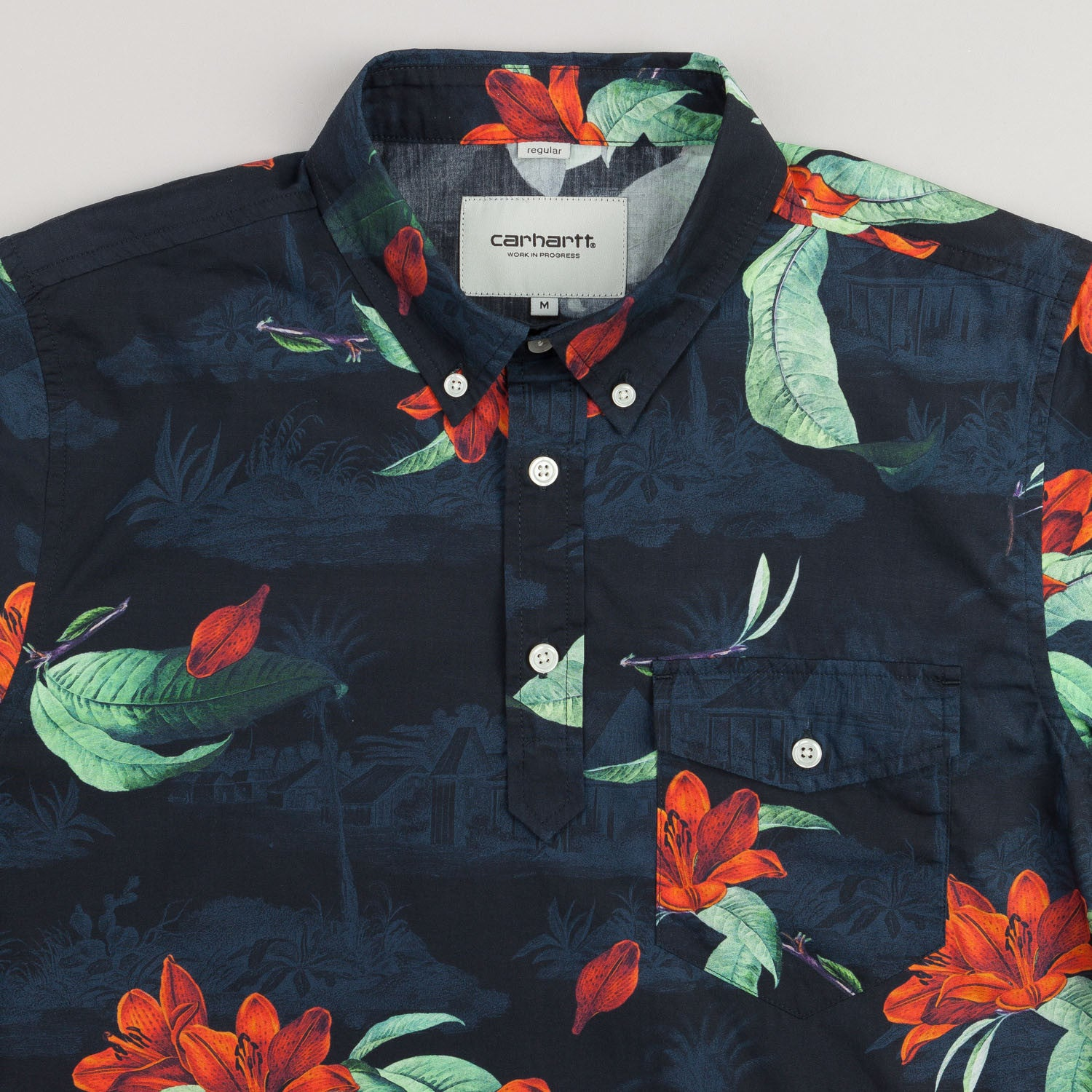 Carhartt Roy Tropic Pullover Short Sleeve Shirt