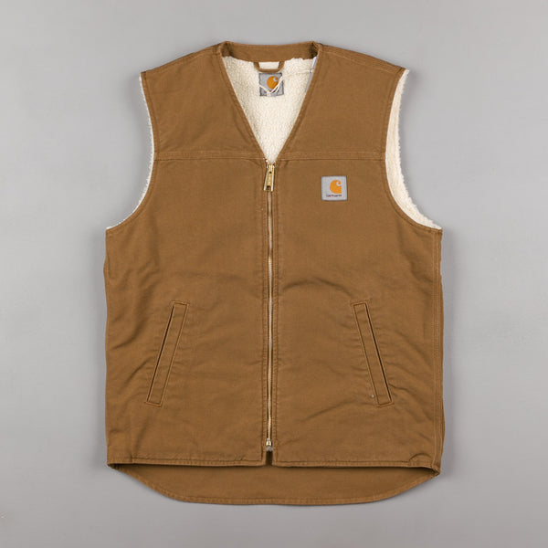 Carhartt Royal Vest - Hamilton Brown
