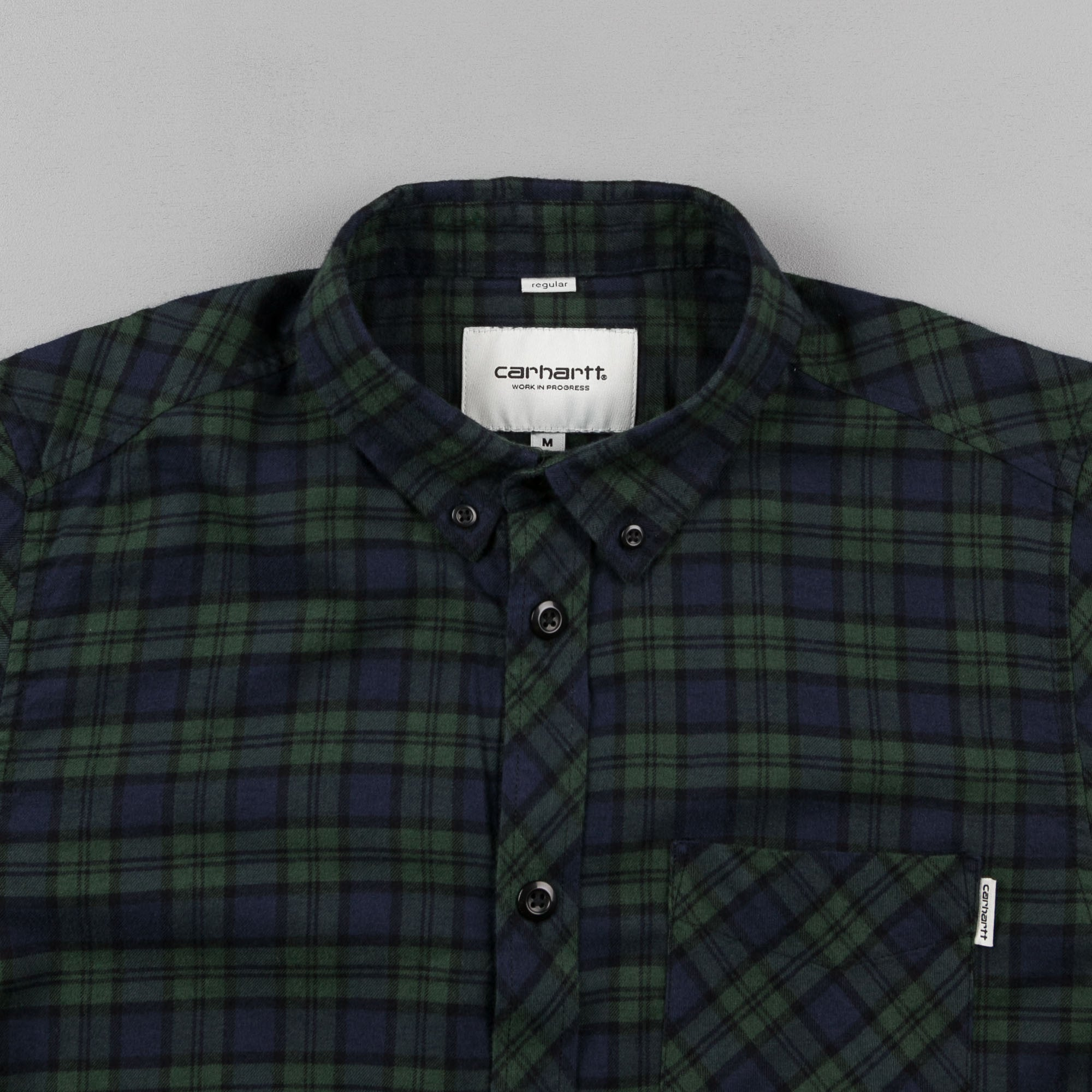 Carhartt Shawn Shirt - Conifer