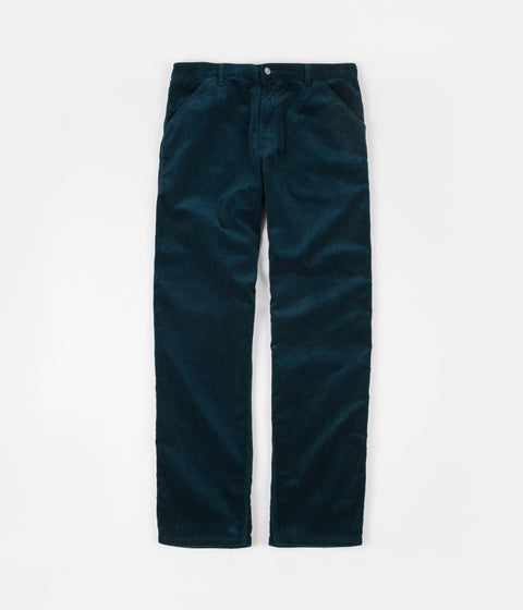Carhartt Simple Cord Pants - Duck Blue