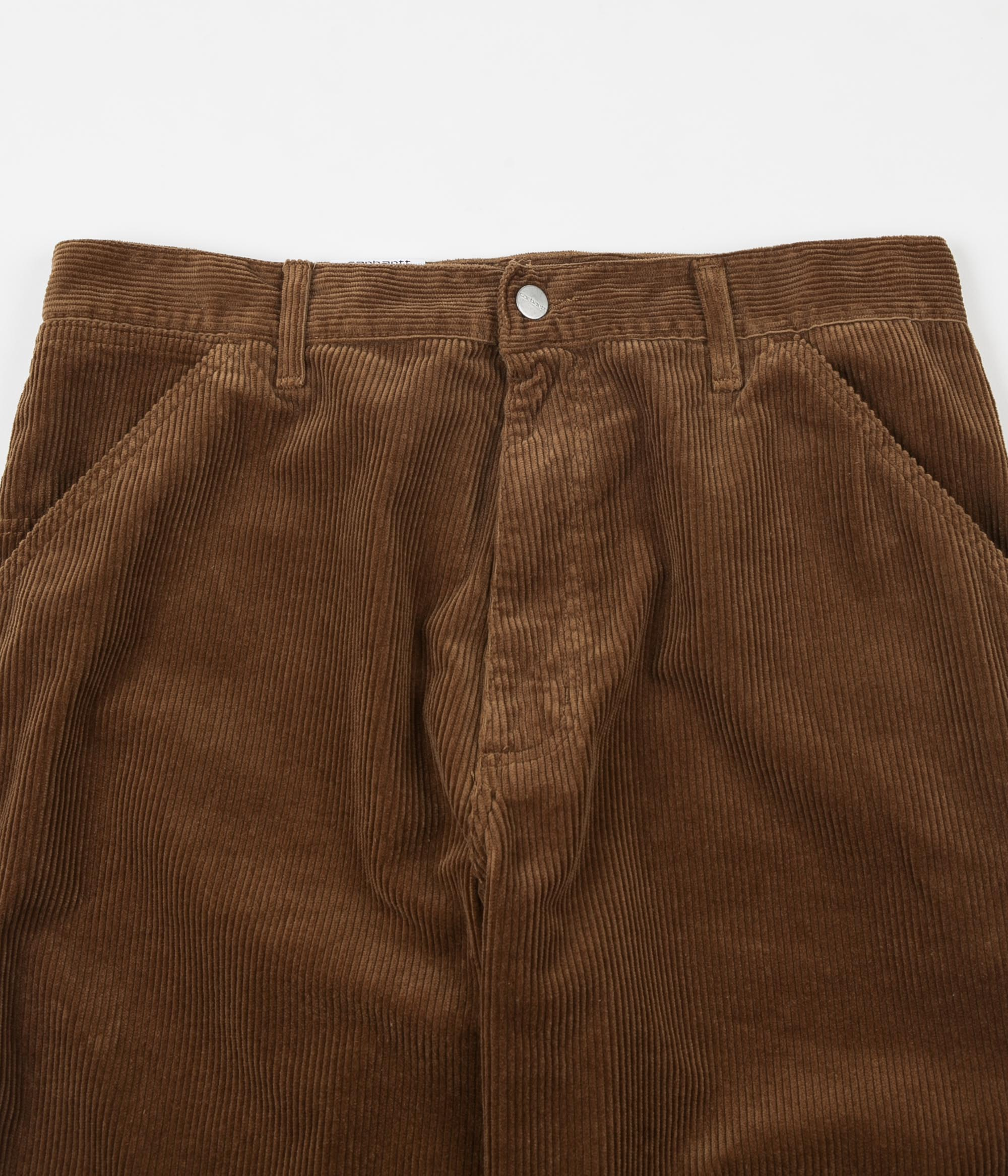 Carhartt Simple Cord Pants - Hamilton Brown
