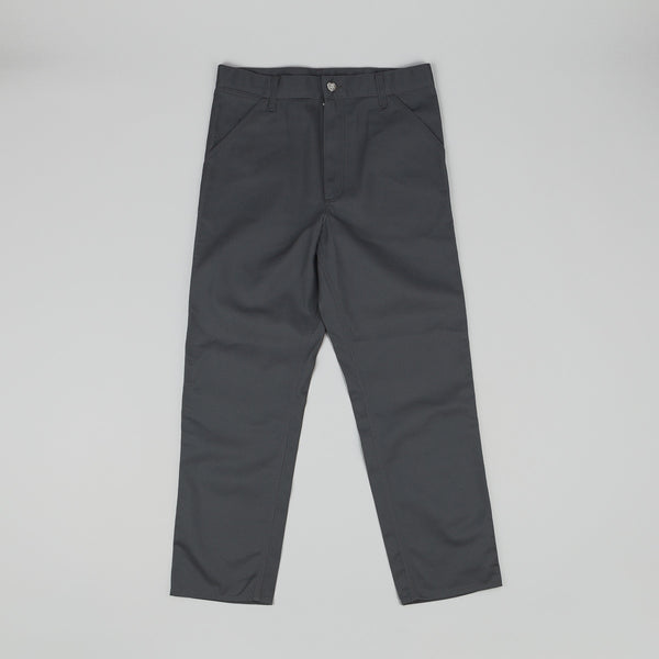 Carhartt Simple Pant XXV Trousers - Legacy Grey Rigid
