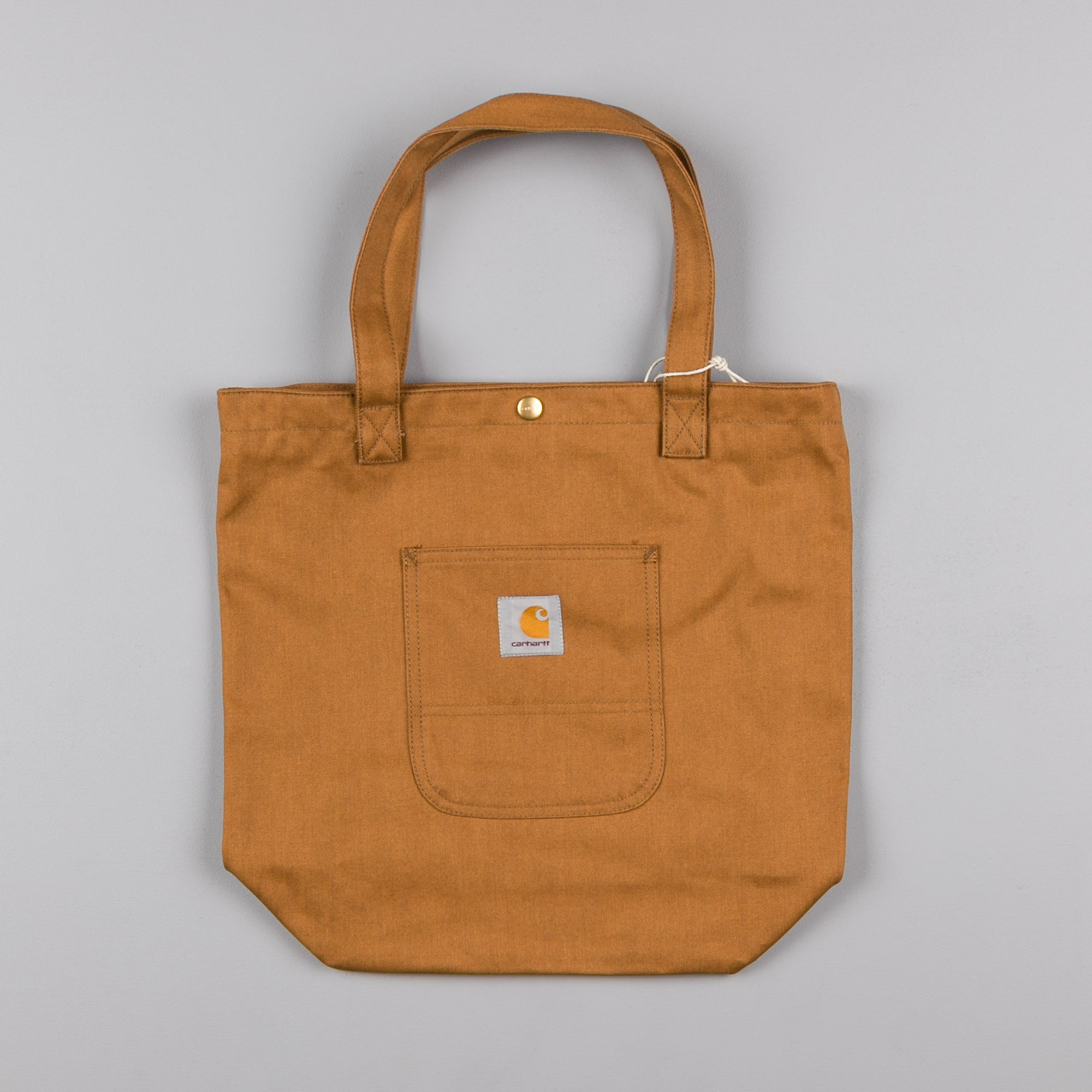 Carhartt Simple Tote Bag - Brown