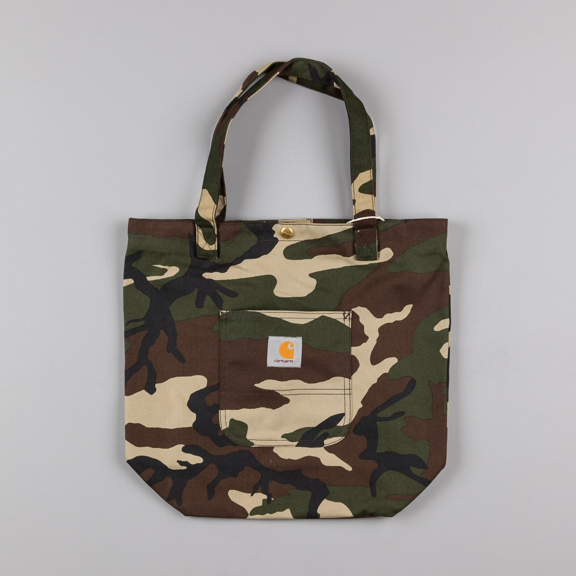 Carhartt Simple Tote Bag - Camo Morass