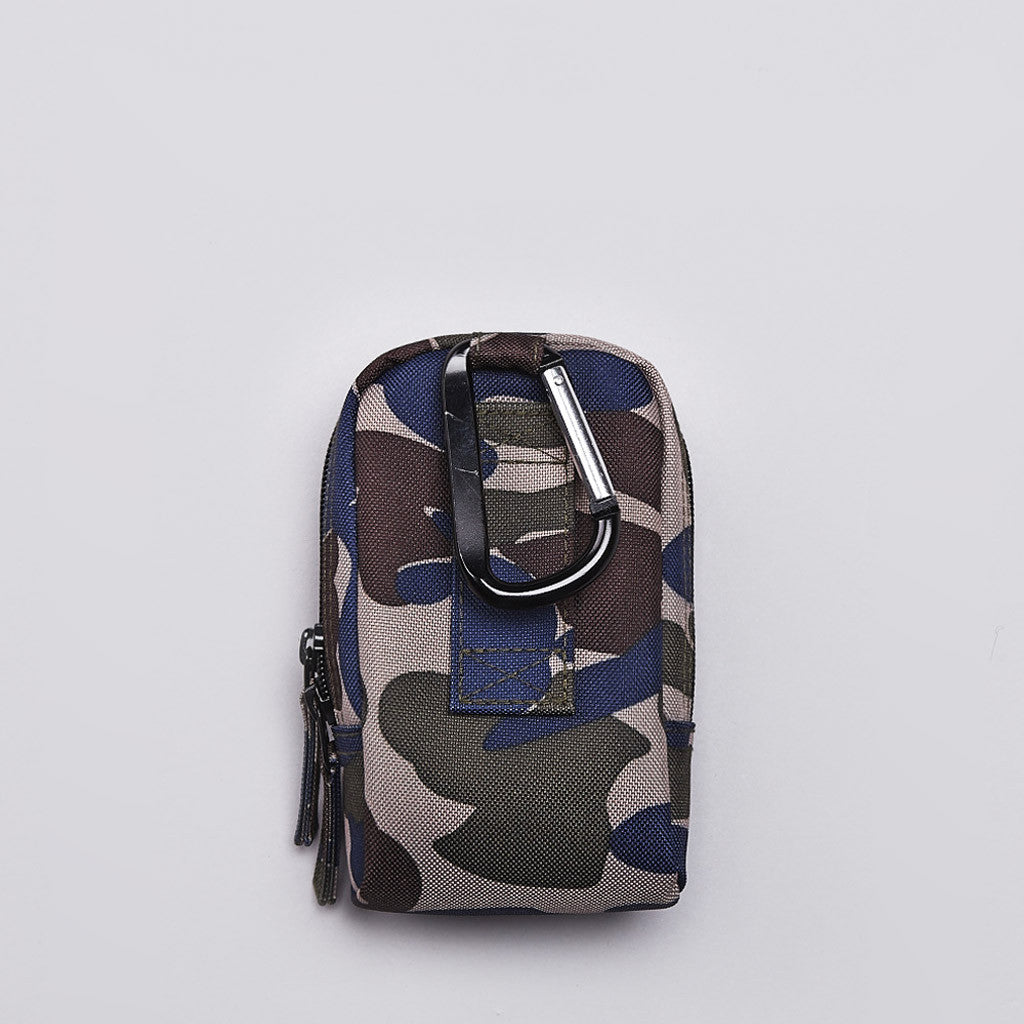 Carhartt Small Bag Camo Island / Metro Blue