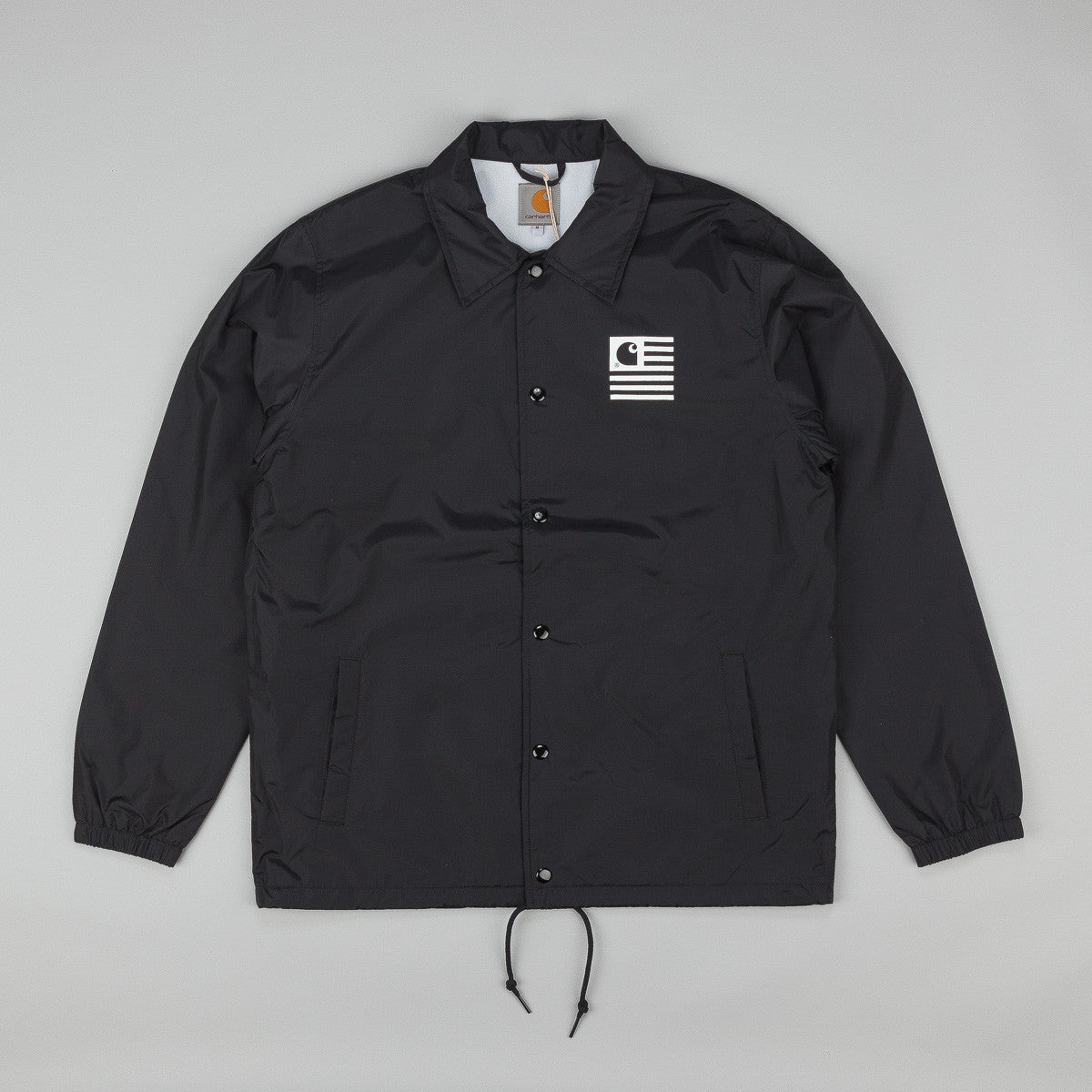 Carhartt State Coach Jacket - Black