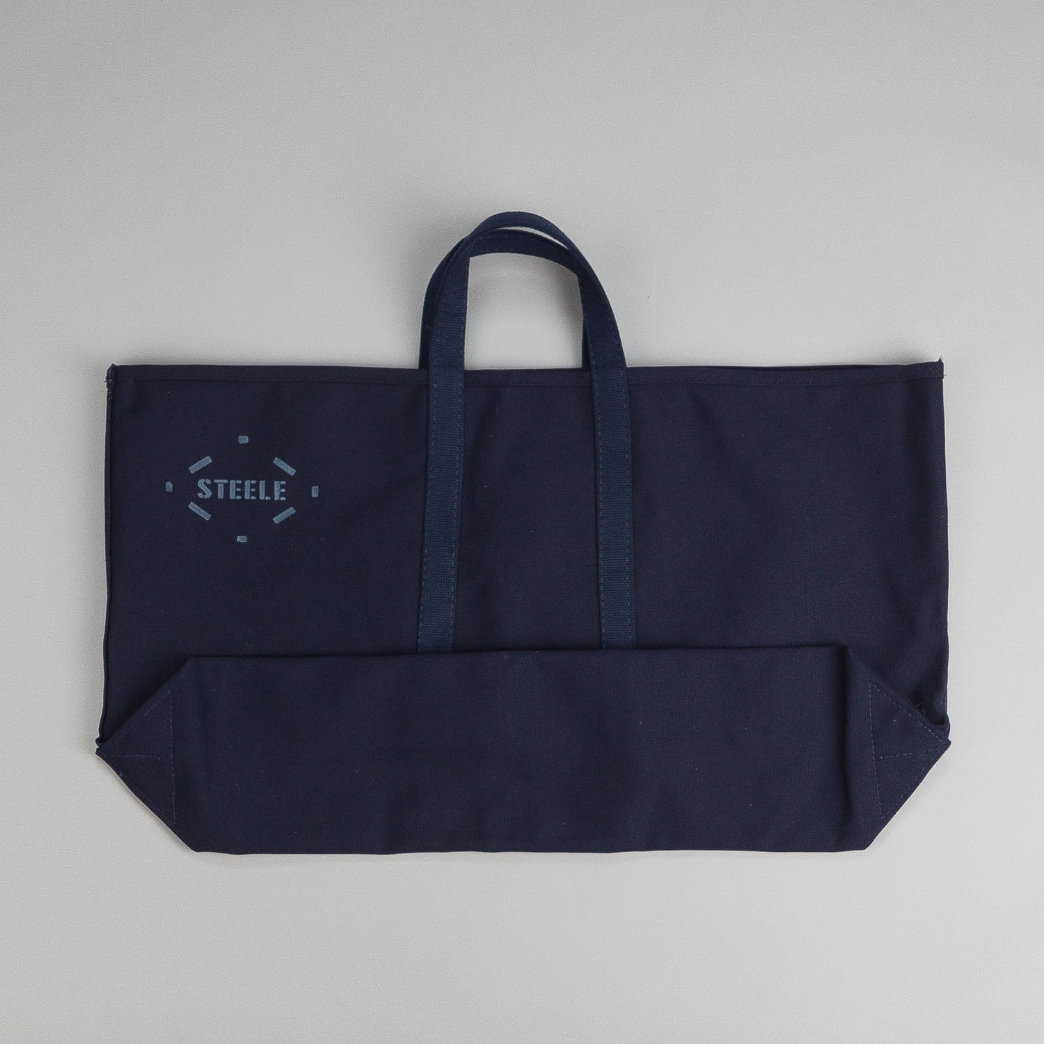Carhartt Steele Canvas Tote Bag - Navy