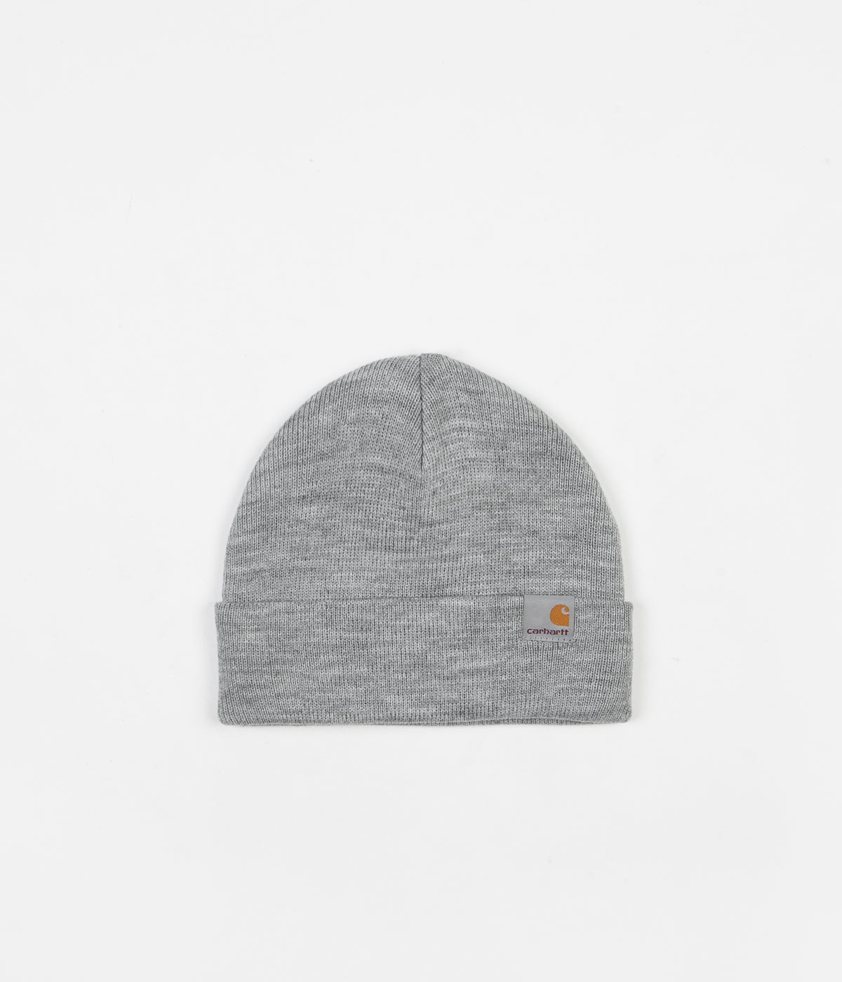 ff6a7e7258bb4 Carhartt Stratus Low Beanie - Grey Heather