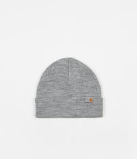 Carhartt Stratus Low Beanie - Grey Heather