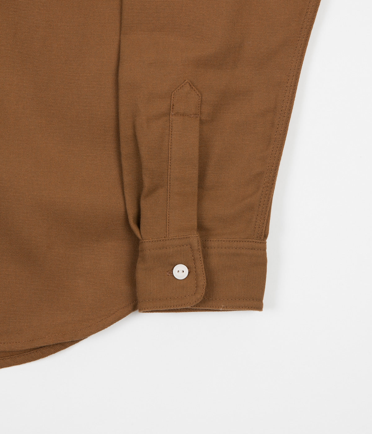 Carhartt Tony Long Sleeve Shirt - Hamilton Brown