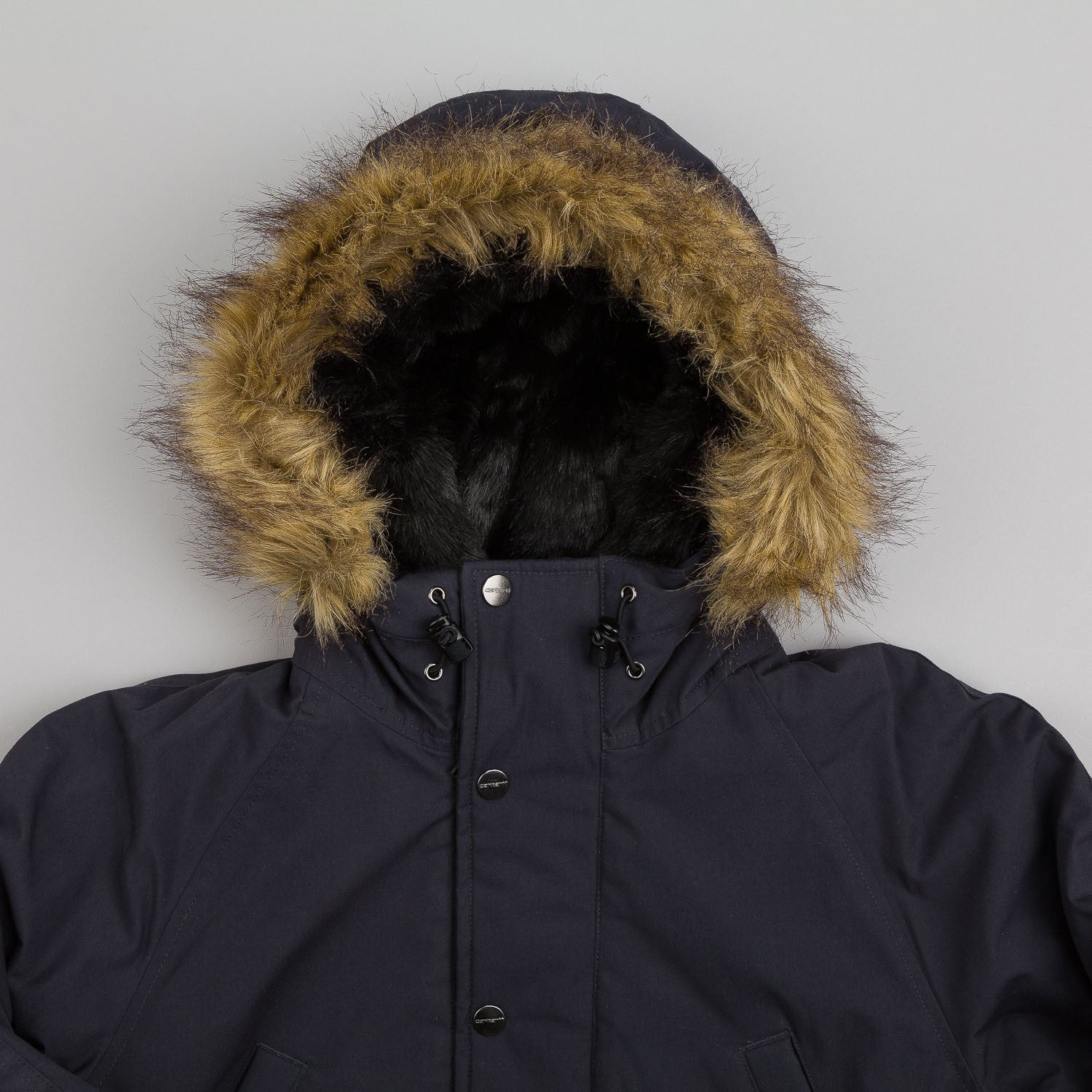 Carhartt Trapper Parka Marlin / Black