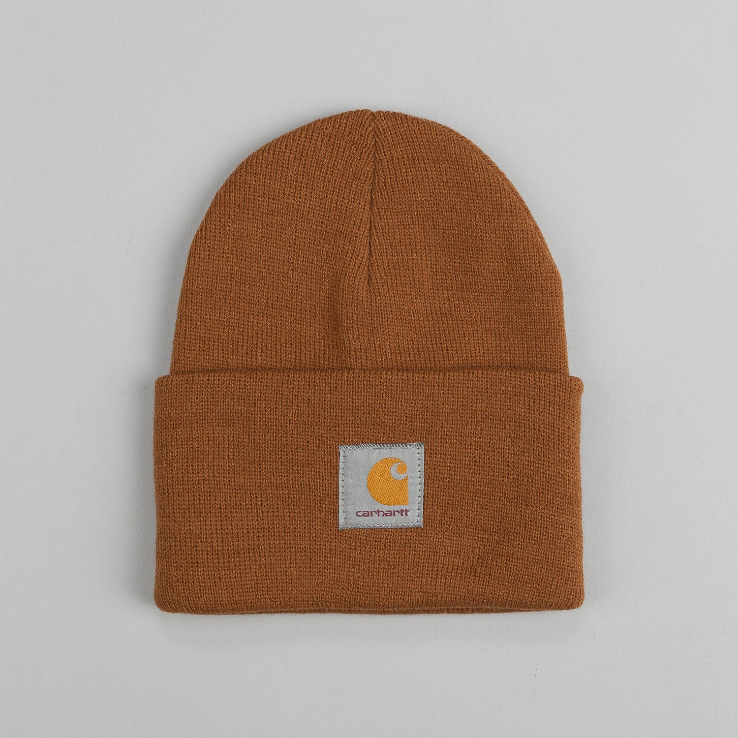Carhartt Watch Hat Beanie Carhartt Brown