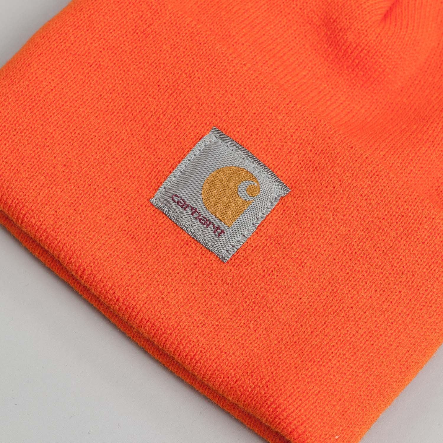 Carhartt Watch Hat Beanie Carhartt Orange
