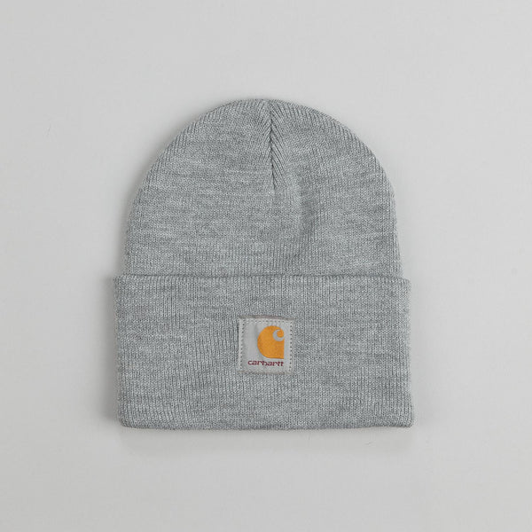 Carhartt Watch Hat Beanie Grey Heather